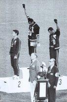 Generic 1968 Mexico Olympics Black Power Salute Poster Print (36 x 24)