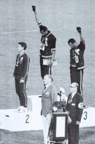 The Poster Corp 1968 Mexico Olympics Black Power Salute Poster Print
