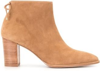 Stuart Weitzman Gardiner block-heel ankle boots