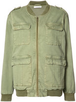 Anine Bing army jacket - women - Cotton - XS