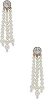 Stella McCartney Pearl Earrings