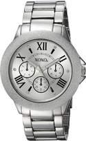 XOXO Women's Quartz Metal and Alloy Casual Watch, Color:-Toned (Model: XO225)