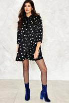 Nasty Gal nastygal Starman Shirt Dress