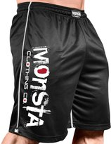 Monsta Clothing Co. Monsta-Signature-(SRT-247) Workout Shorts