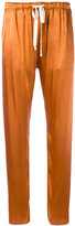 Forte Forte relaxed trousers - women - Viscose - III