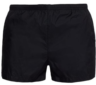 Solid & Striped The Day Swim Shorts - Mens - Black