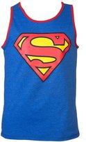 Superman Mens Reversible Tank Top