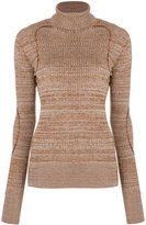 Nina Ricci roll neck jumper
