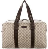 Gucci GG Plus Duffle Bag