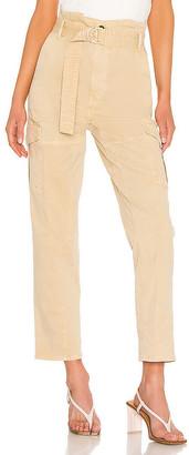 Frame Safari Belted Pant