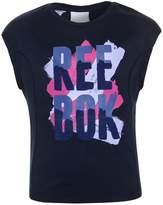 Reebok PLUS Print Tshirt conavy
