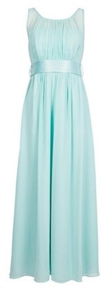 Dorothy Perkins Womens **Showcase Petite Mint 'Natalie' Maxi Dress
