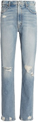 Mother The High-Waisted Rider Skimp Jeans