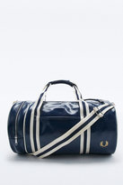 Fred Perry Classic Navy Barrel Bag