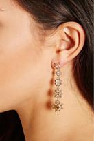 Forever 21 FOREVER 21+ Rhinestone Drop Earrings