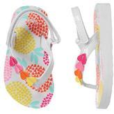 Gymboree Heart Sandals