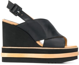 Paloma Barceló Momo wedge sandals