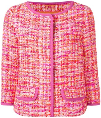 Herno Short Tweed Jacket