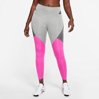 Nike One Dri-Fit Leggings in Graphic Print