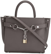 Alexander Wang chain detail tote bag - women - Leather - One Size