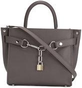 Alexander Wang chain detail tote bag