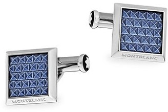 Montblanc Meisterstuck Stainless Steel Cufflinks