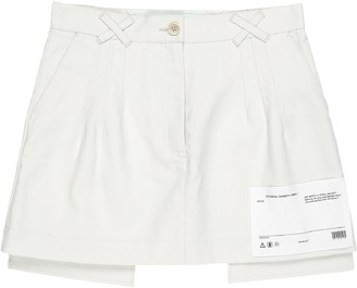 Off-White OFF-WHITETM Mini skirts