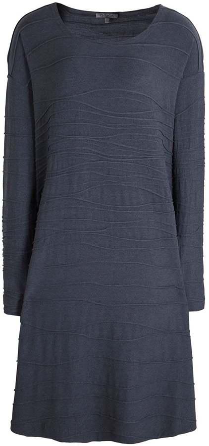 Textured Wave Varali Dress