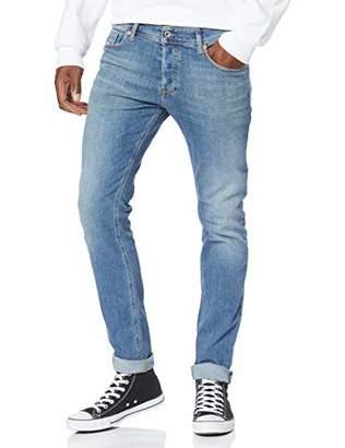 Diesel Men's Sleenker-00s7vg-086ap Skinny Jeans,29W / 32L