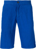 Z Zegna deck shorts - men - Linen/Flax - M