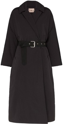 Plan C Padded Belted Coat