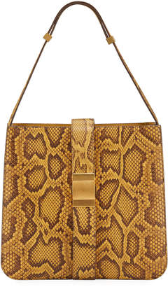 Bottega Veneta Marie Python Shoulder Bag