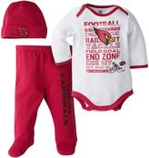 Gerber Arizona Cardinals Footie Pants Set - Infant