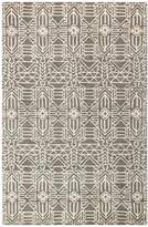 Bashian Rugs Eunice Indoor/Outdoor Hand-Tufted Wool Rug