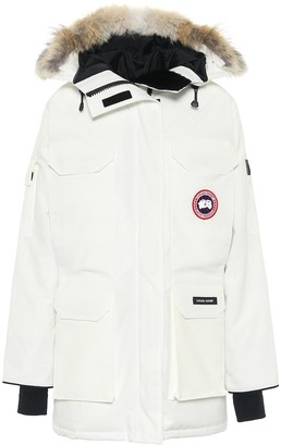 Canada Goose Expedition fur-trimmed down parka