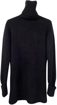 Loro Piana Black Cashmere Knitwear