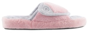 Isotoner Signature Isotoner Women's Microterry Pillowstep Slide Slipper, Online Only