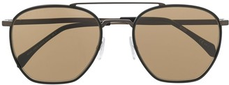 HUGO BOSS Tinted Aviator Sunglasses