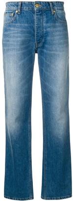 Victoria Victoria Beckham grosgrain stripe Arizona jeans