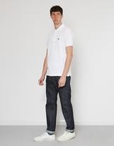 Lacoste L.12.12 Polo Shirt White