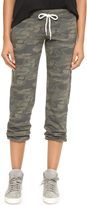 Monrow Camo Sweatpants