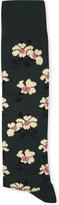 Marni Floral-jacquard cotton-blend socks