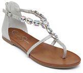 Jessica Simpson Whitten Embellished Sandals