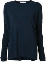 Victor Alfaro - crew neck jumper - women - Polyester/Viscose - XS