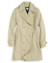 Tommy Hilfiger Wool Peacoat