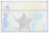 Accessorize Glitter Star Card Holder