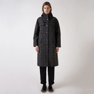 Kate Sheridan Grey Tartan Pop Mac - S/M