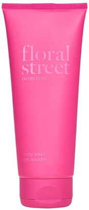 Floral Street Neon Rose Body Wash (200ml)