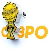 Star Wars 3D Light FX Mini Nightlight C-3PO