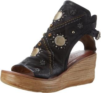 A.S.98 Women's Noa Ankle Strap Sandals